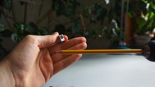 Make a DIY Pencil Sharpener in 3 Seconds