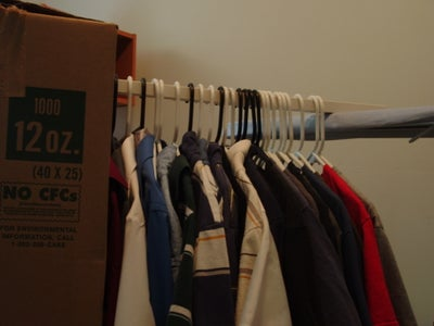 Hang Up the Clothes