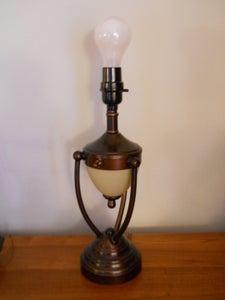 Select Lamp and Shade