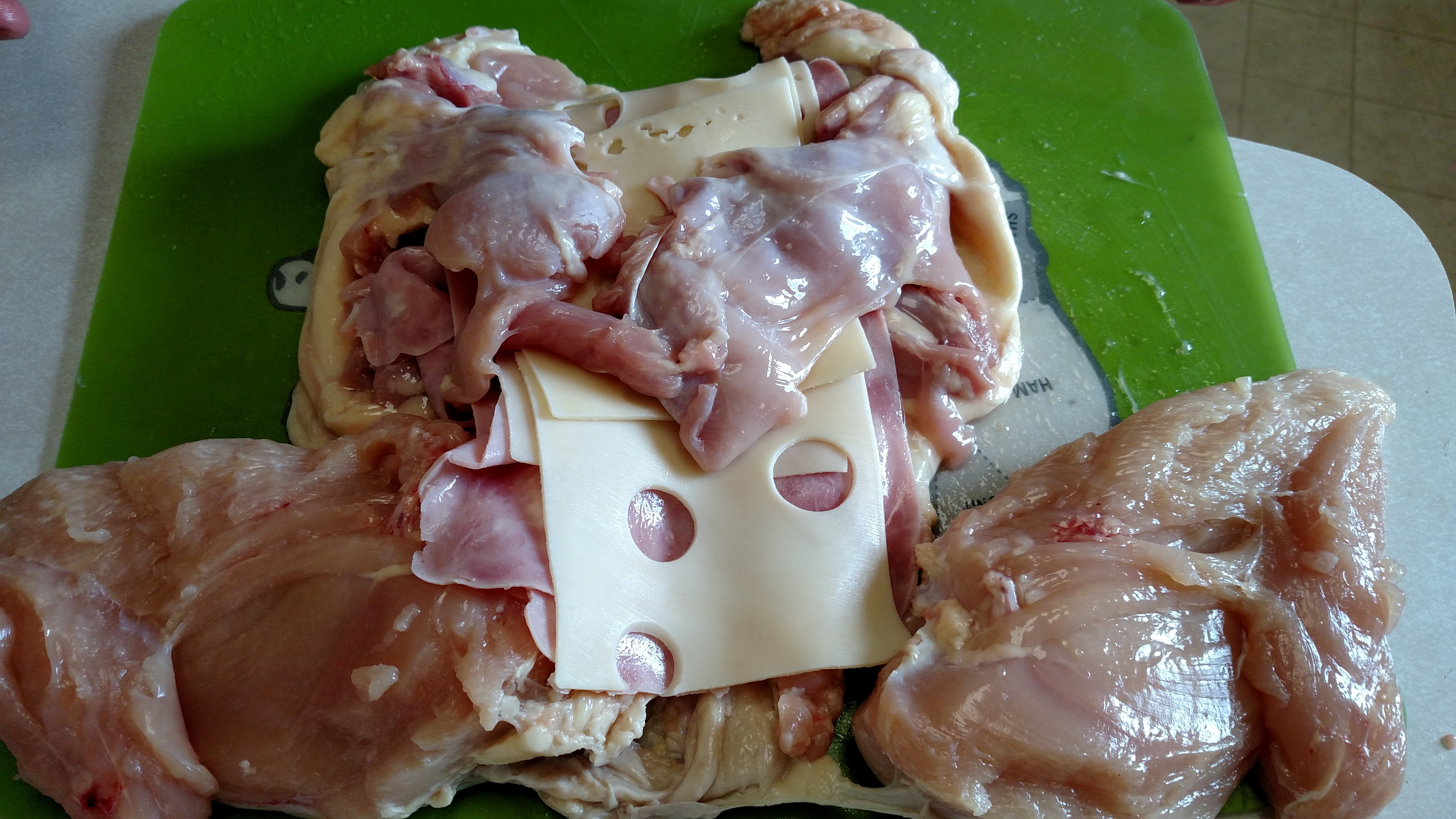 Picture of Stuff the Chicken