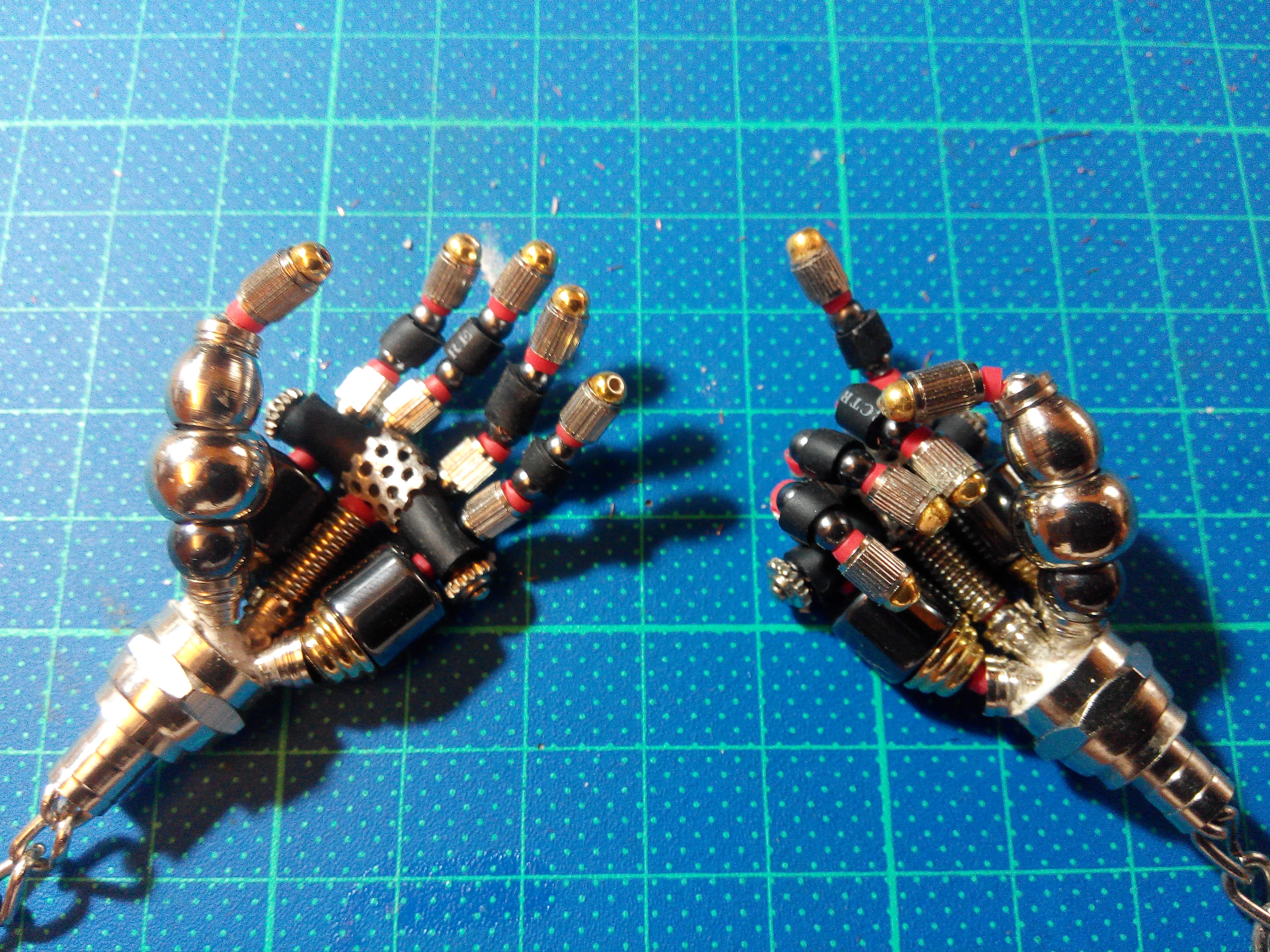 Picture of Mechanical Hands