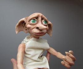 Dobby Poseable Creature Doll