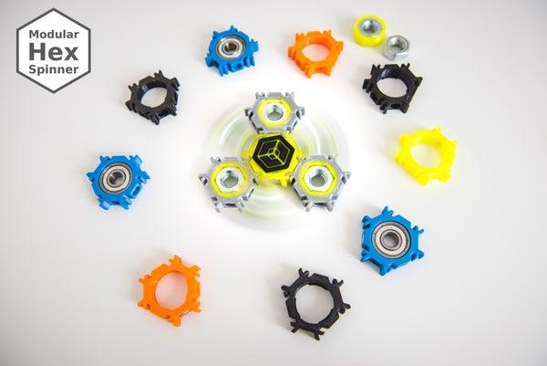 Modular Hex Spinner