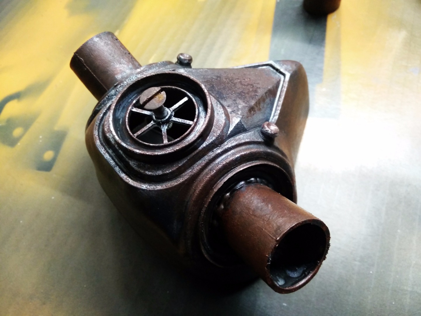 Picture of Rusting Time