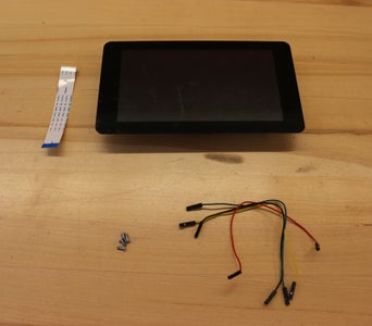 Prepping and Mounting Your Touchscreen