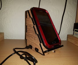 Smartphone Wireless Charger Mod