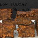 Low FODMAP, No Bake Protein Bars