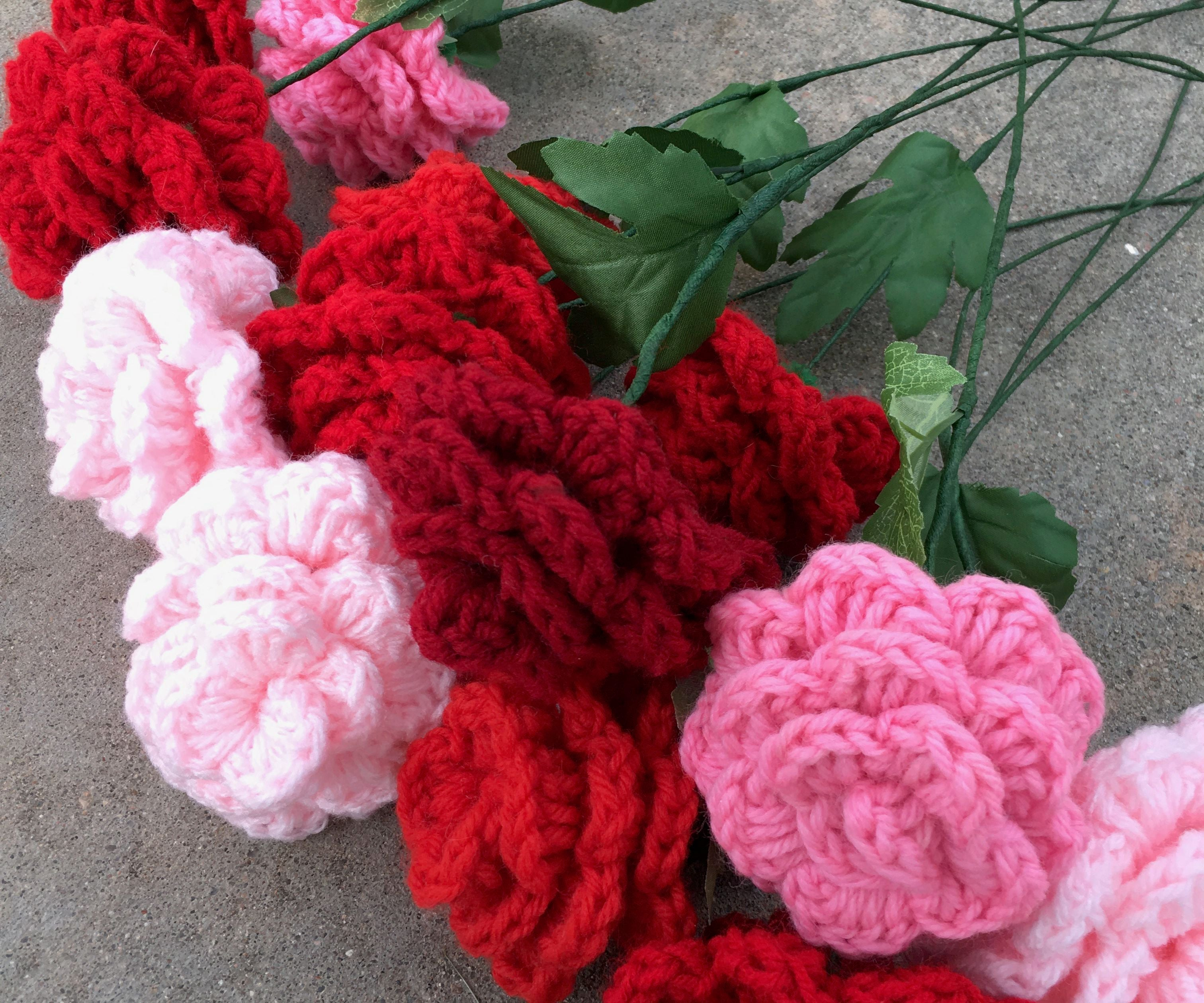 Crochet Rose Pattern Lots Of Great Ideas   The WHOot   2520x3024