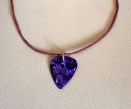 Plectrum Necklace