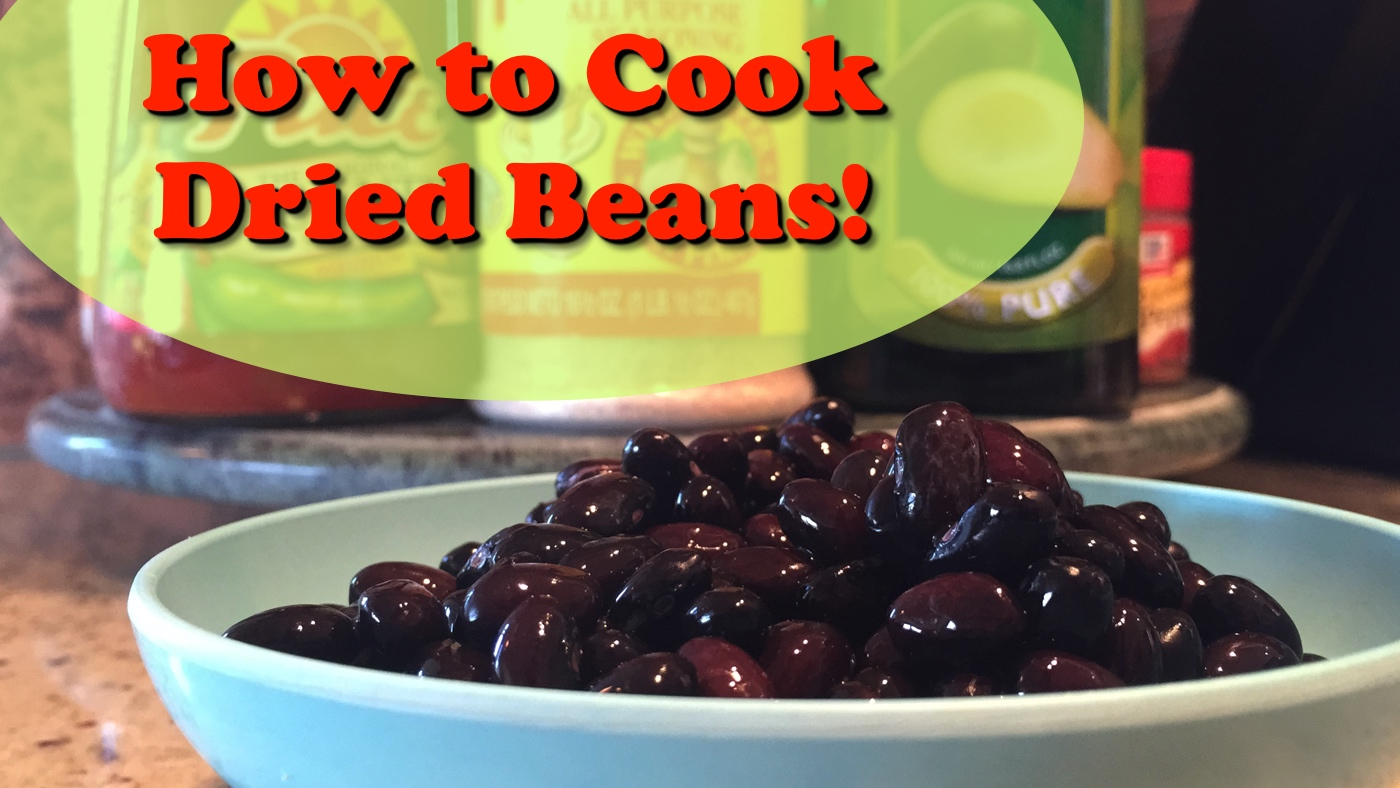 Picture of How to Cook Your Own Dried Beans!