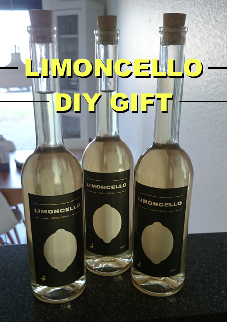 Picture of Limoncello DIY Gift
