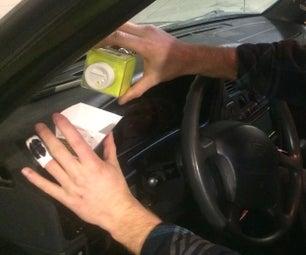Glitter Bomb Car Vents