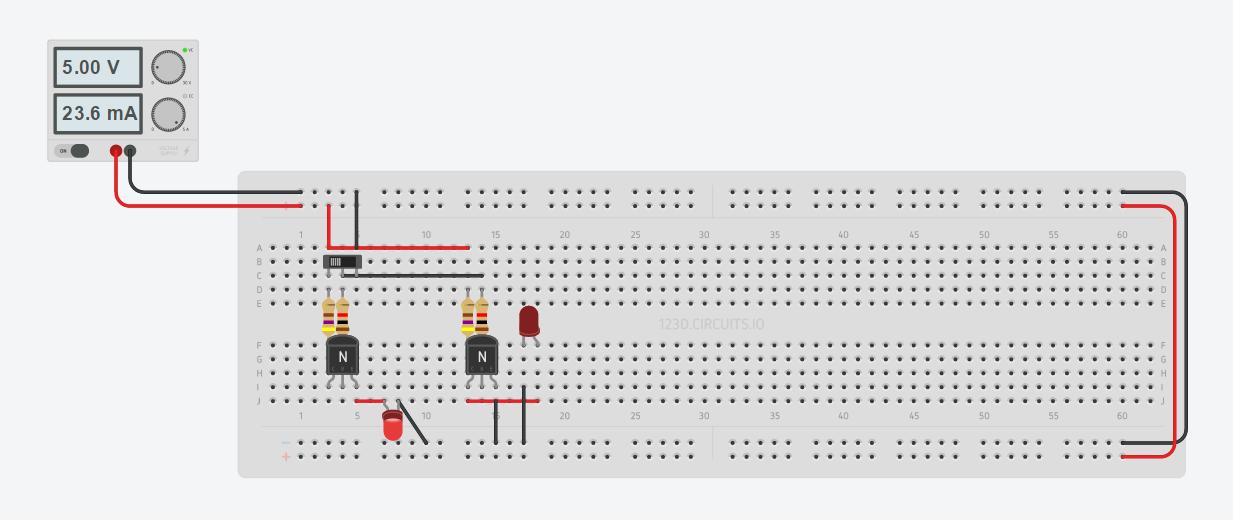 Picture of Como Hacer Interruptores Lógicos Con Transistores