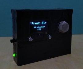 Pocket Size CO (carbon Monoxide)detector