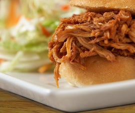 (Secrets to Perfect) BBQ Pulled Pork Sandwiches