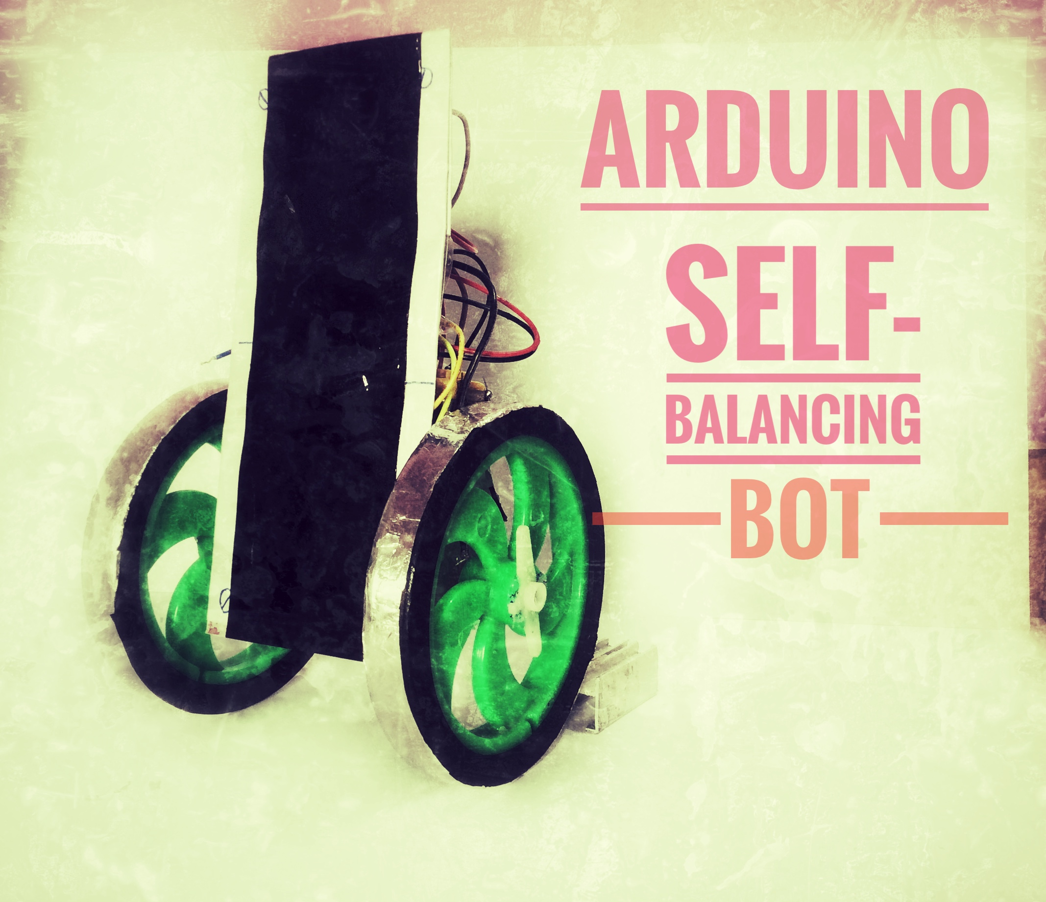 Picture of Self Balancing Robot