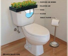 Toilet Gardener