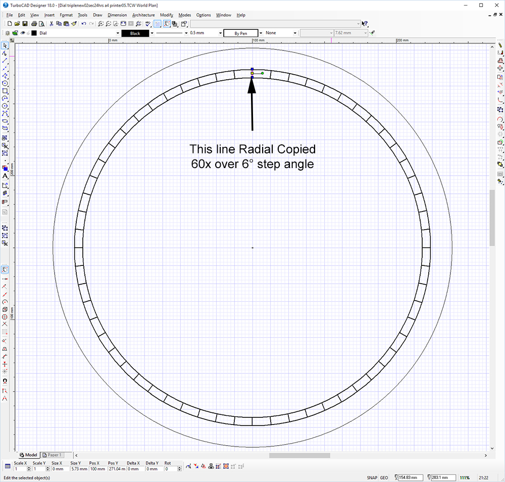 Picture of Dial Construction