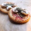 Ritz Crackers Pizza