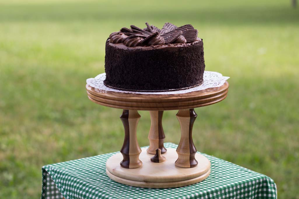 Picture of Make a Cake Stand