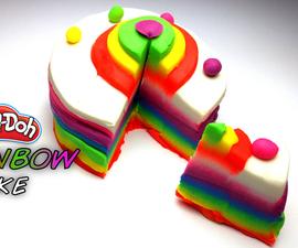 ✿✿✿✿  RAINBOW CAKE ✿✿✿✿