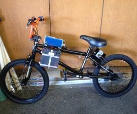Electric BMX Bicycle