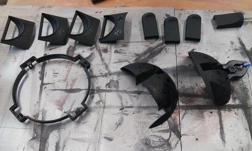Printing Fake Steel