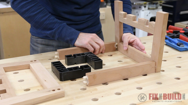 Picture of Finish Assembly of the Stools