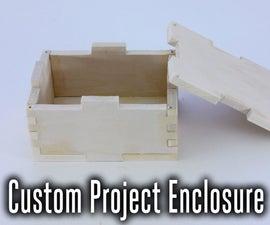 Custom Project Enclosure