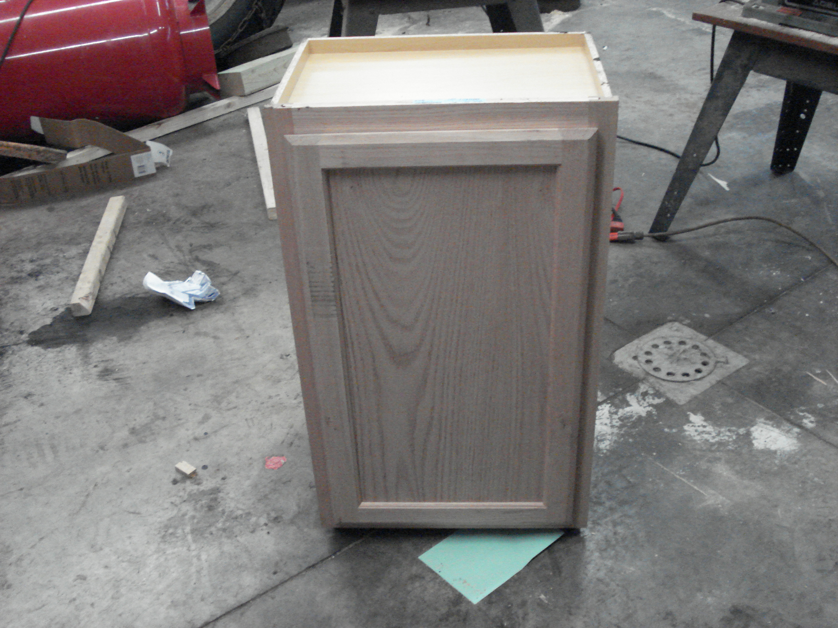 Picture of Start With the Cabinet