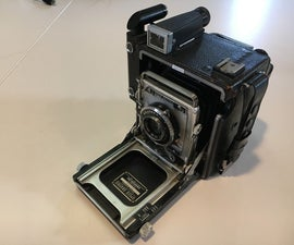 Adding a Polaroid Back to a Vintage Film Camera