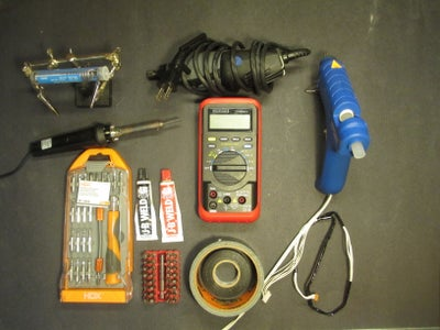 Other Parts and Tools