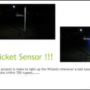 LED Wicket Sensor