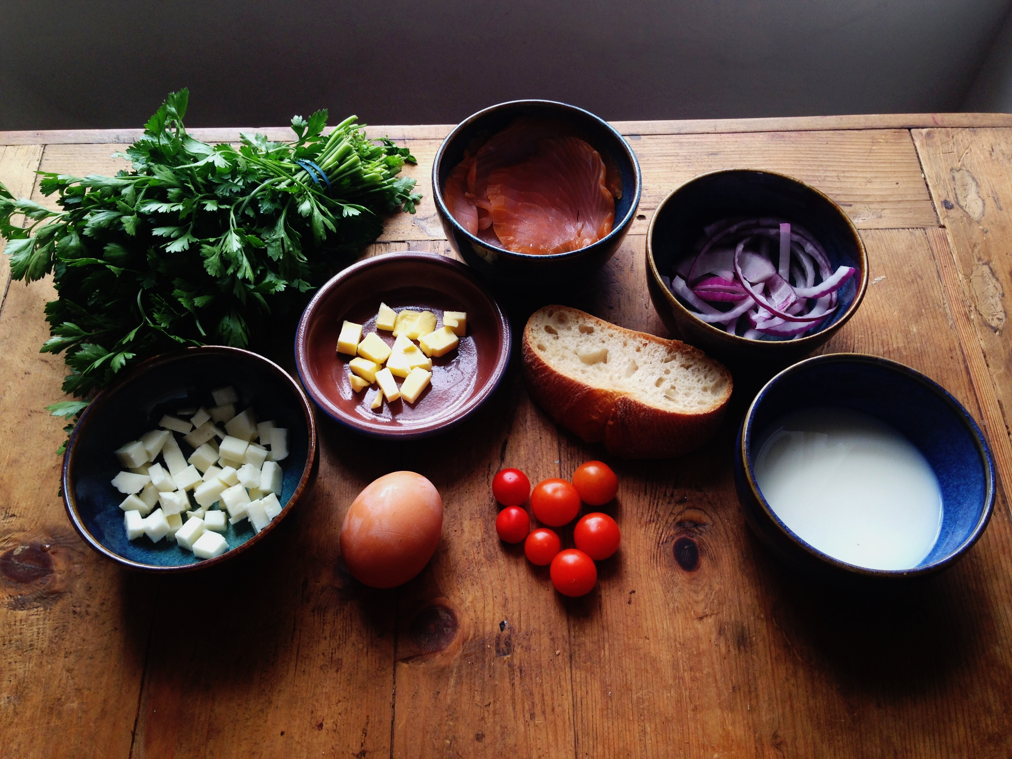 Picture of Get Together Your Ingredients