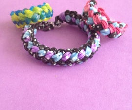 Triple Braid Rainbowloom