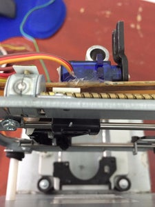 ADAPTING THE Z-AXIS INTO X-AXIS