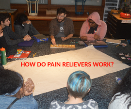 Classroom Experiment: How Pain Medications Work