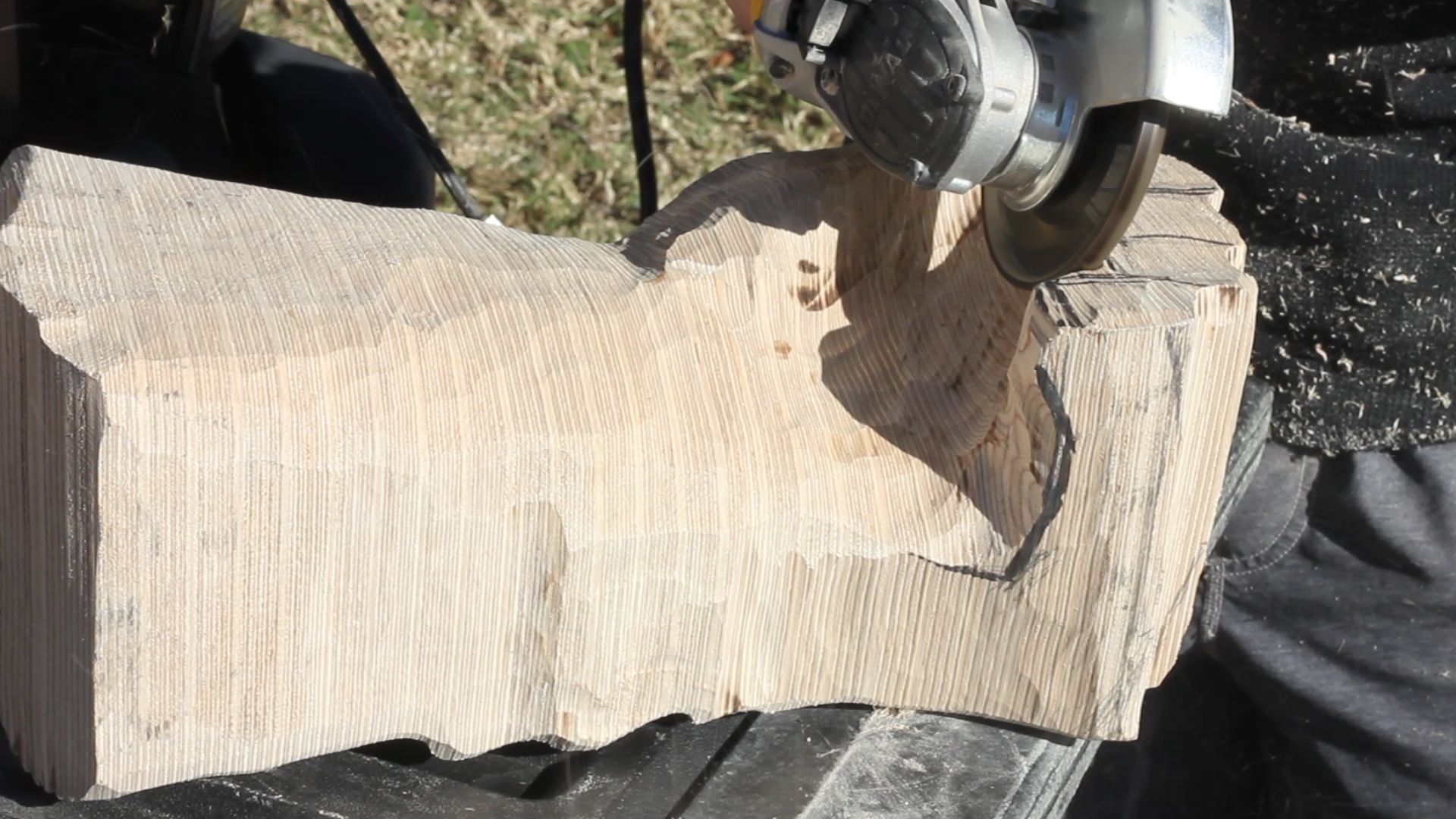 Picture of Rough Shaping Rd. 2