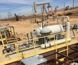 Oil Well Tester