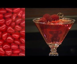 Fall in Love With This Valentine's Day Cocktail From Kevin Brauch