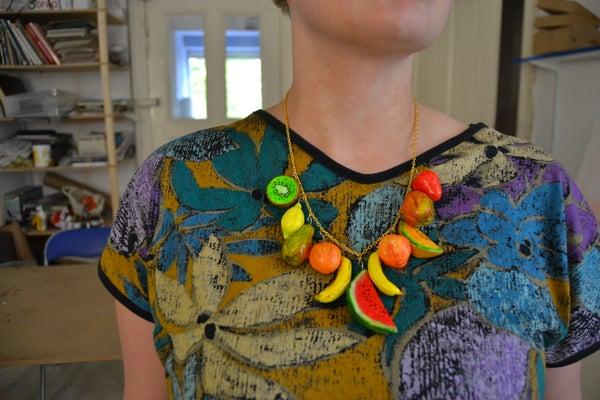 The Tutti-frutti Necklace