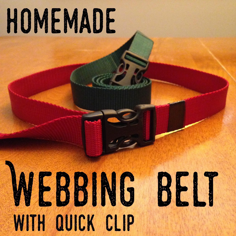 Picture of Outdoor Webbing Belt