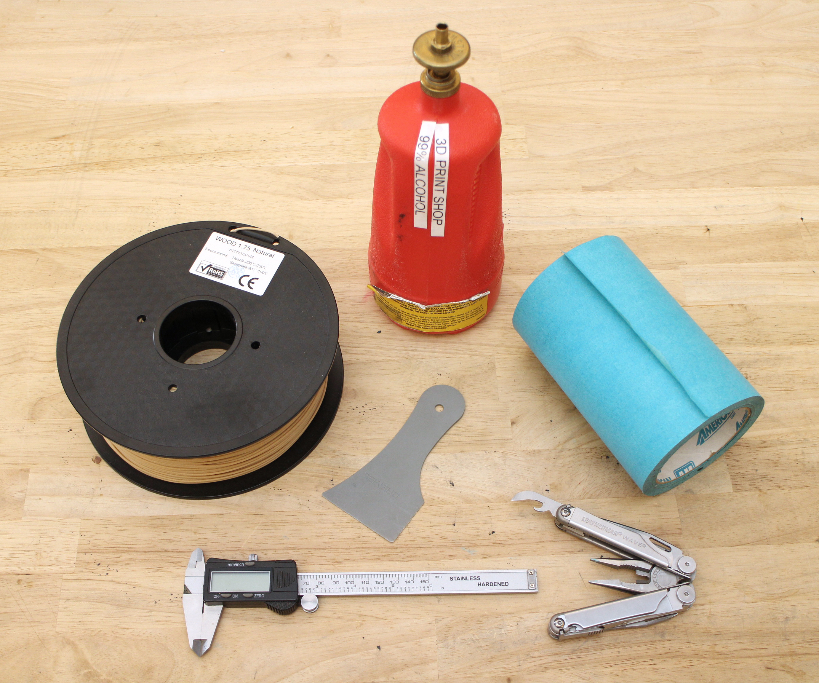 Picture of Tools + Materials