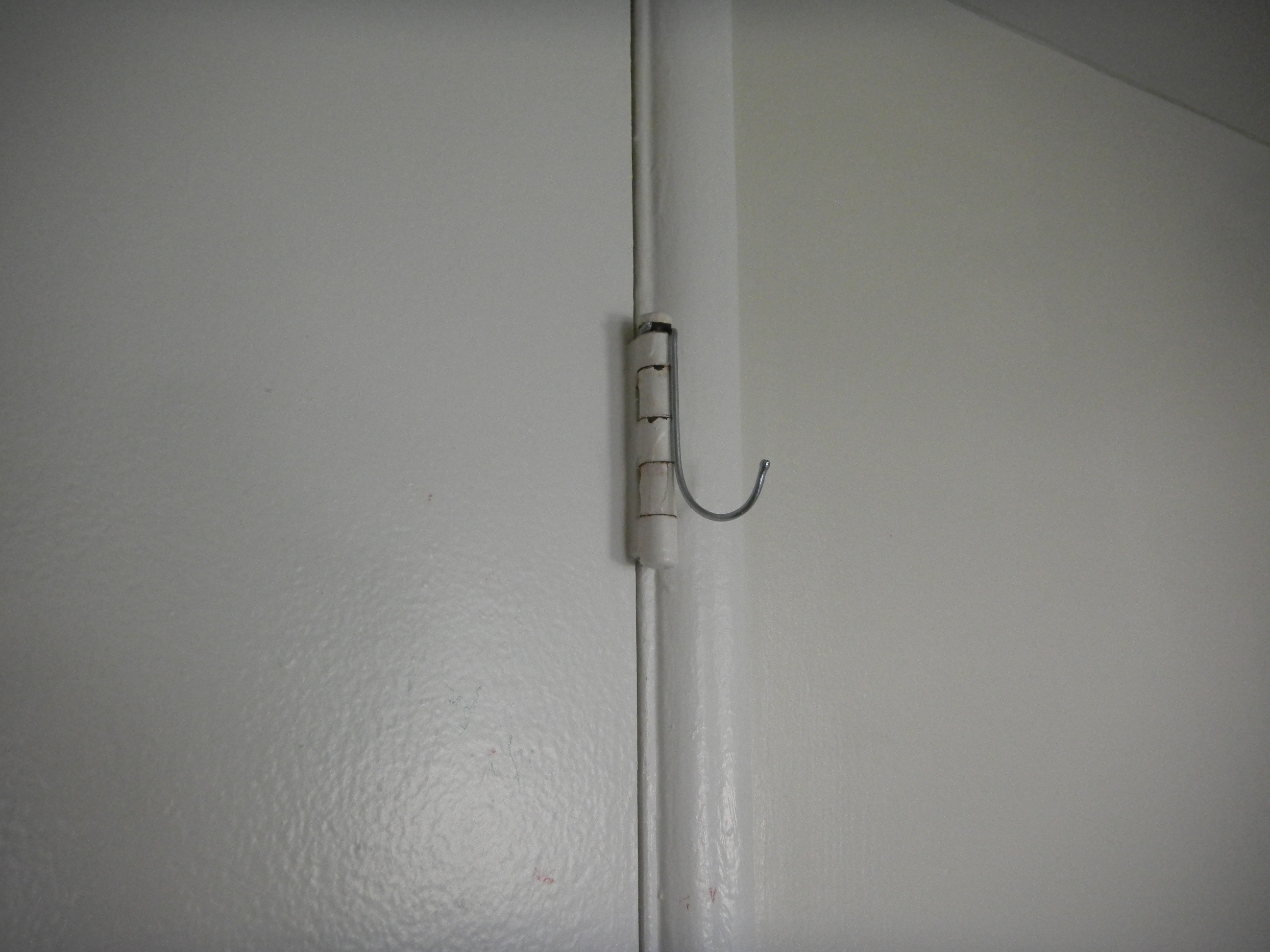 Picture of Door Hinge Hook - $0 Project #2