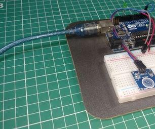 Touch Capacitive Sensor