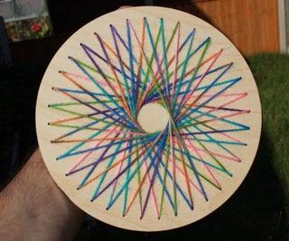 Circle Threading Pattern