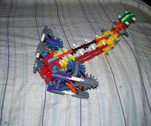 Mini Knex Cannon