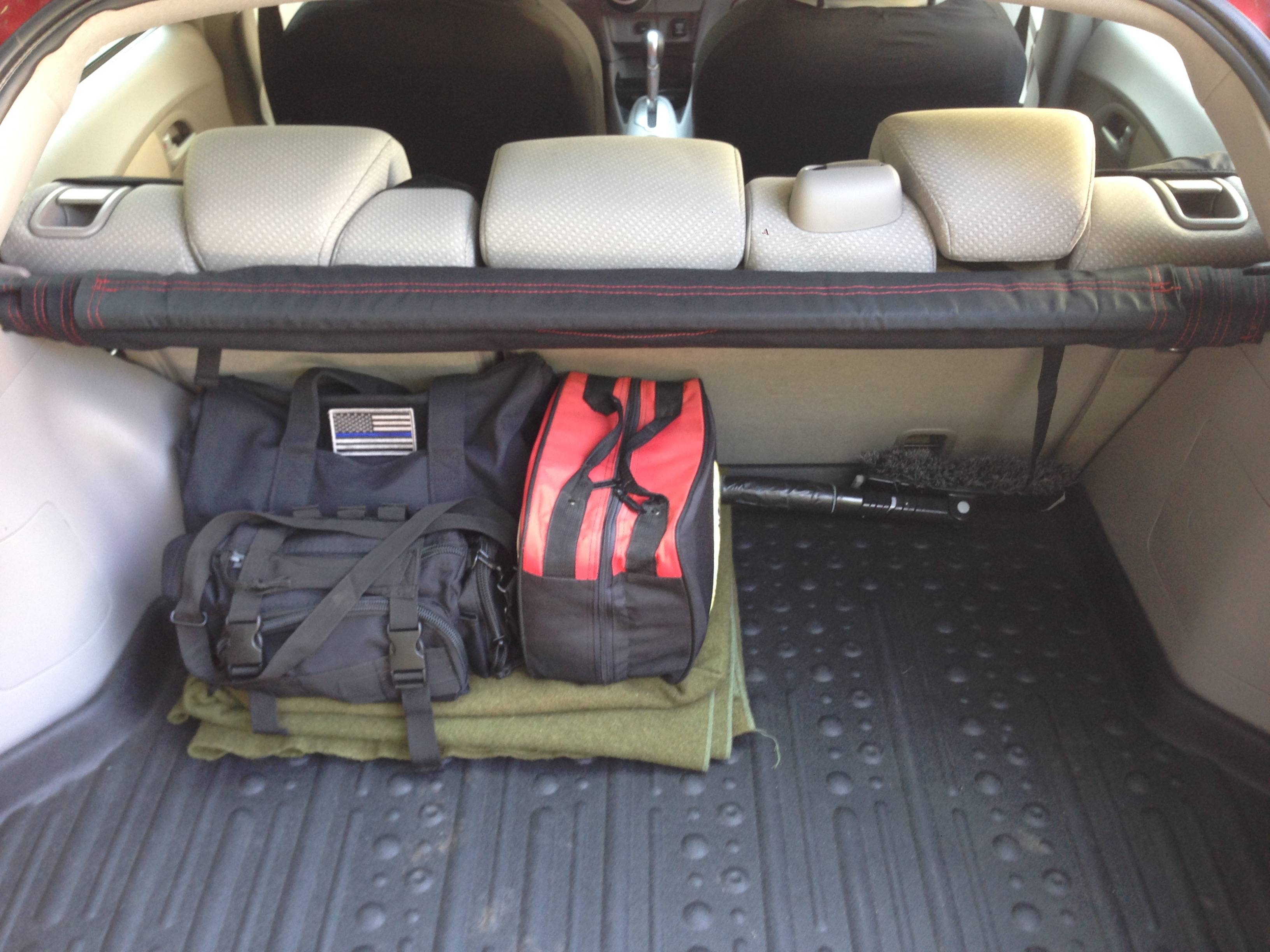 Picture of $20 Easy Canvas Monogram Cargo Cover (Without Embroidery Machine)