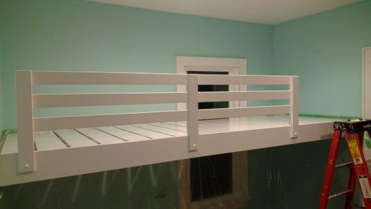 Loft Bed - Floating