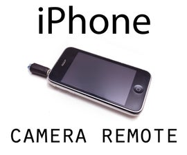 iPhone Camera Remote